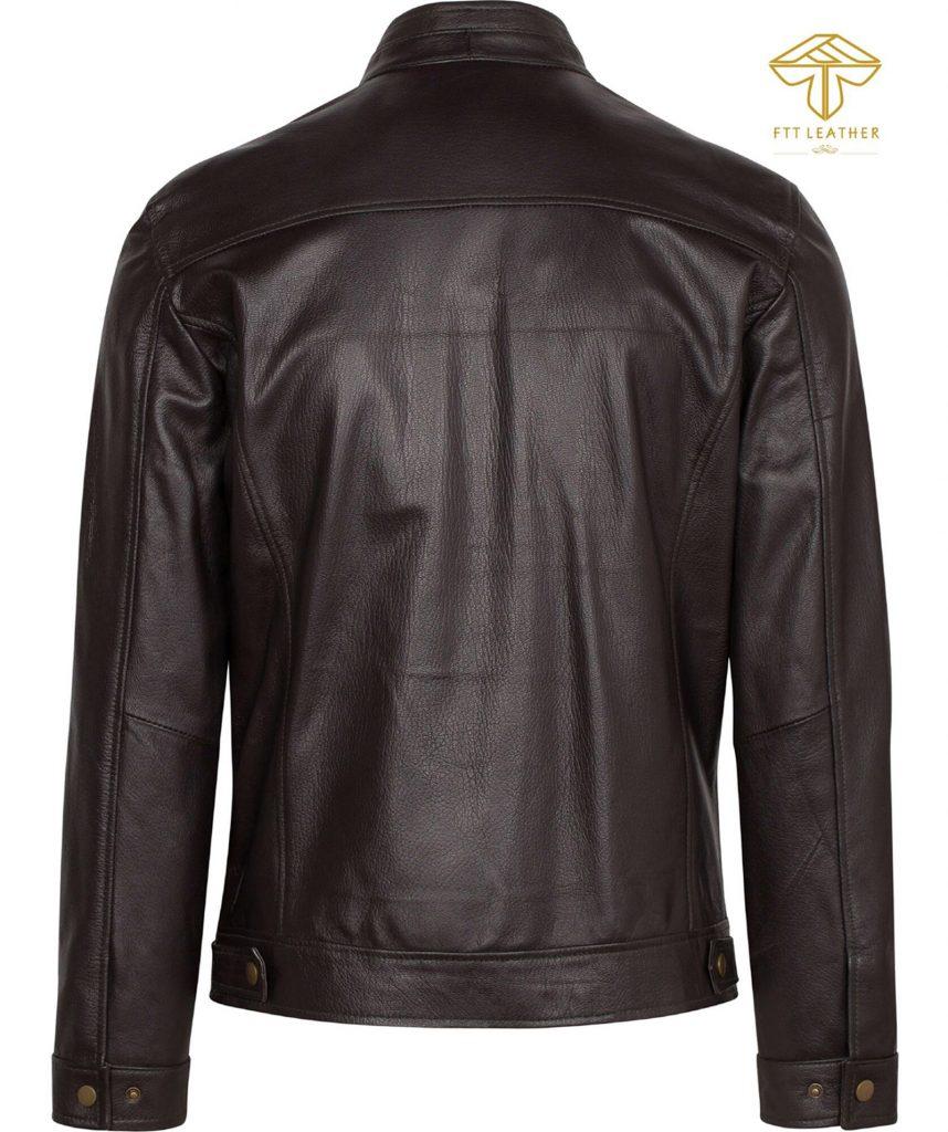 ao khoac da de nam 2 1501573926 Áo da nam, áo da thật