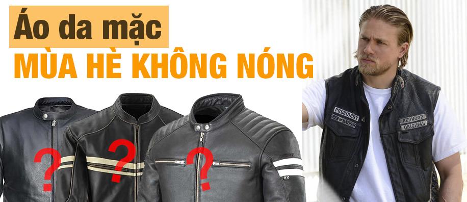 AO DA MAC KONG NONG áo da thật, áo da nam