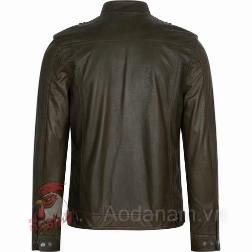 Ao da biker 36 of 52 áo da thật, áo da nam